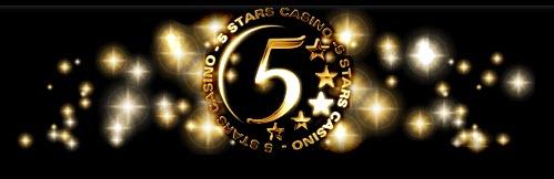 5 stars online casino